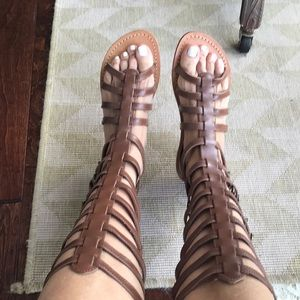 Gladiator sandals. New. Made in India